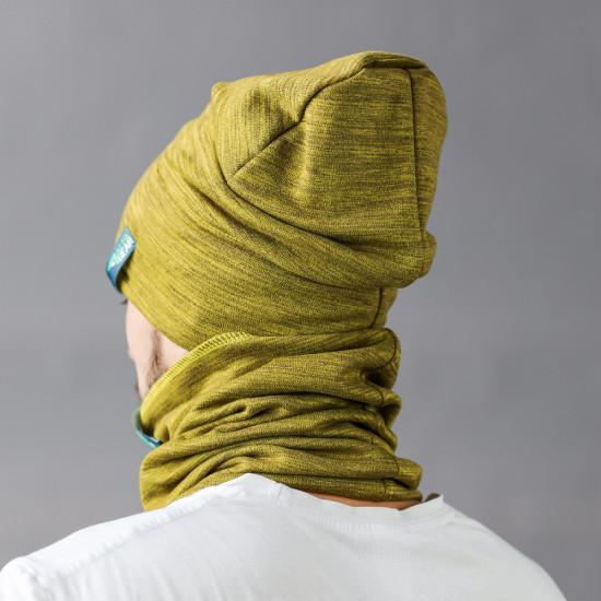 Бафф из двухслойной ткани